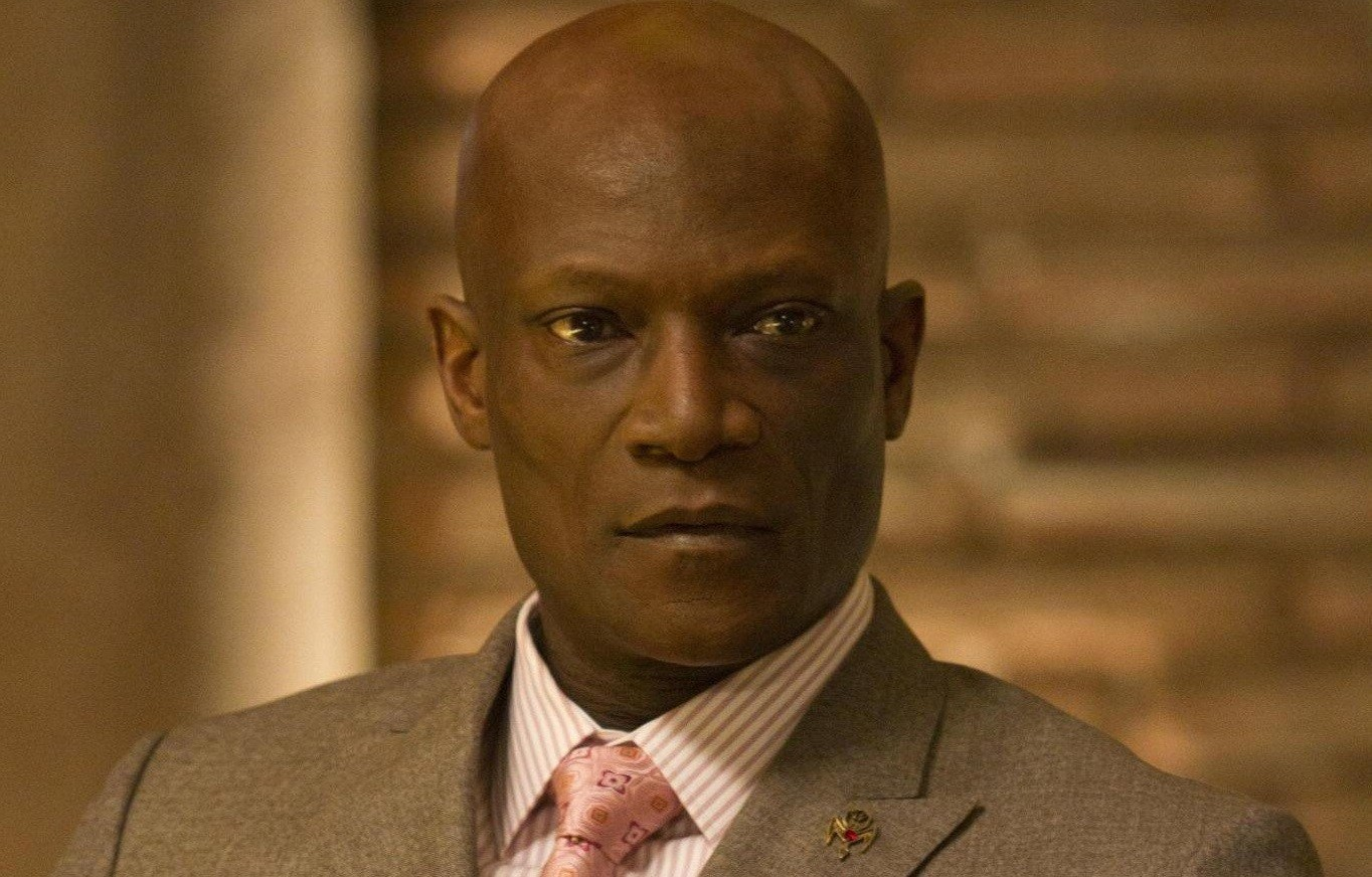 Peter Mensah Ghanaian, British, Canadian Actor