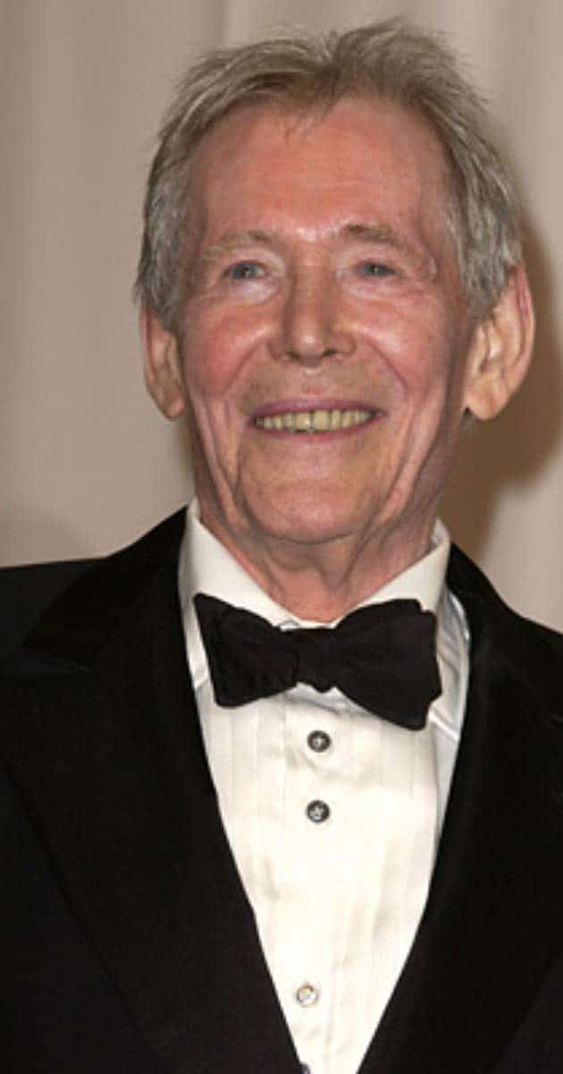 Peter O'Toole American Actor
