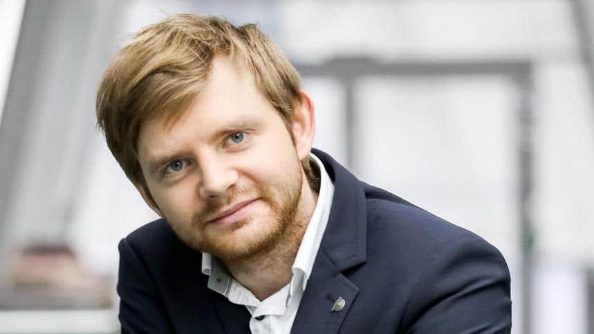 Rafal Zawierucha Polish Actor