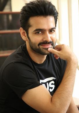 Ram Pothineni Indian Actor