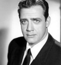 Raymond Burr Actor
