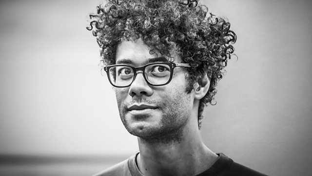 Richard Ayoade British Comedian, Actor, Filmmaker, Author and TV Presenter