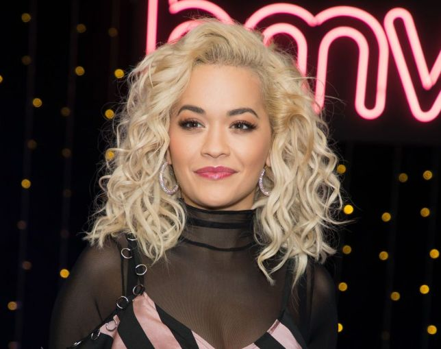 Rita Ora British Actress, Singer, Song Writer