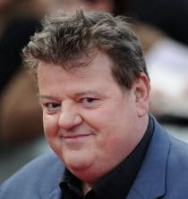Robbie Coltrane Actor and Author