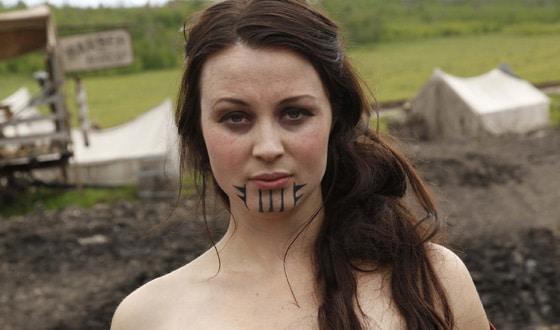 Robin McLeavy Australian Actress