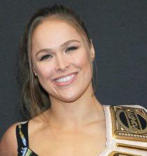 Ronda Rousey Wrestler