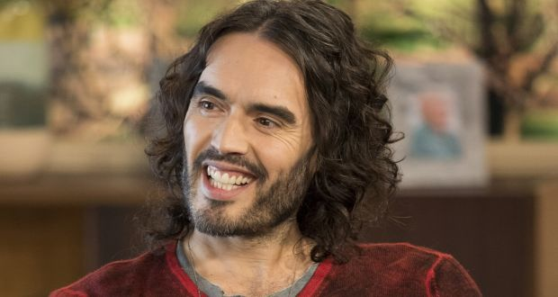 Russell Brand British Comedian, Actor, Radio host, Author and Activist