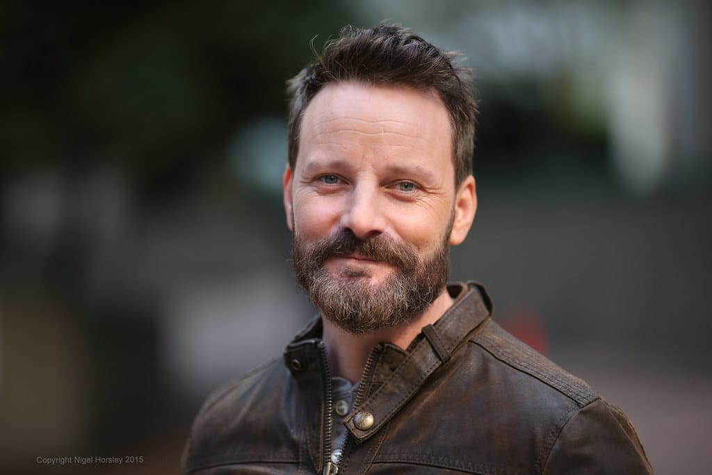 Ryan Robbins Canadian Actor