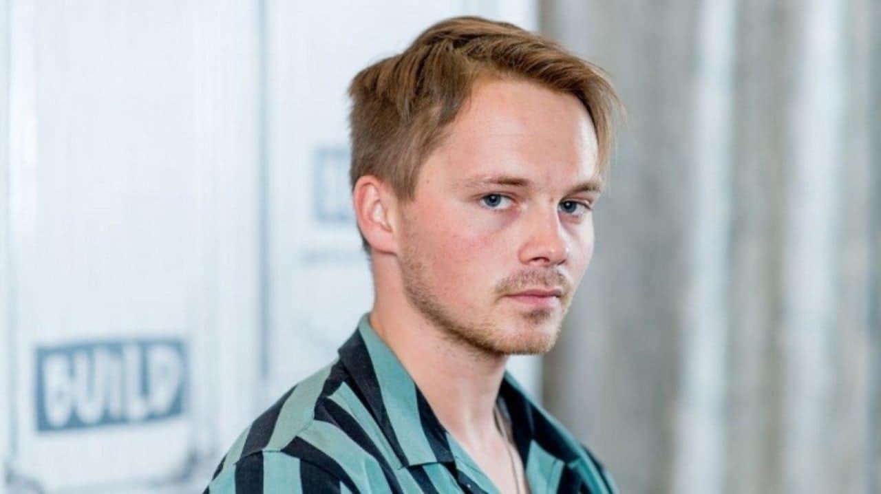 Sam Strike British Actor