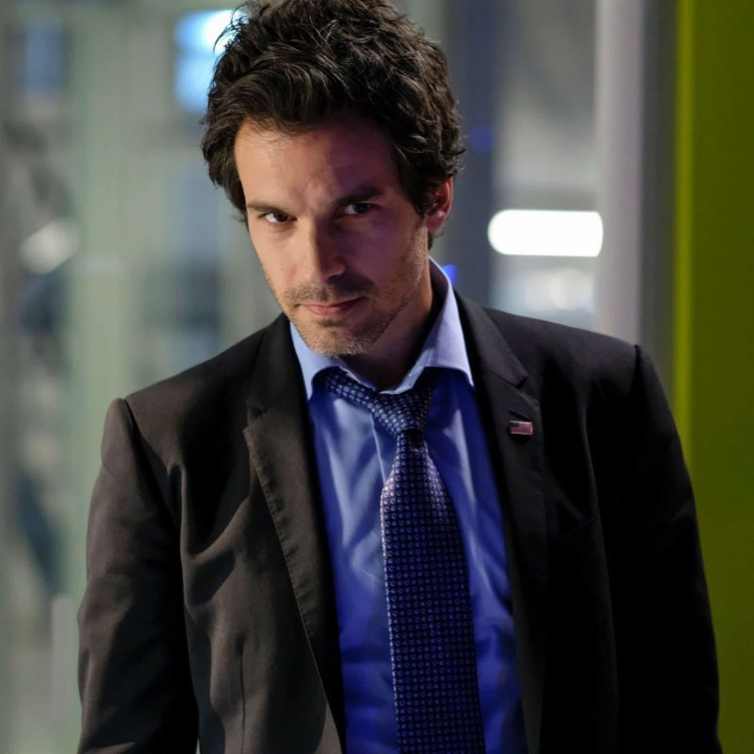 Santiago Cabrera Chilean, British Actor