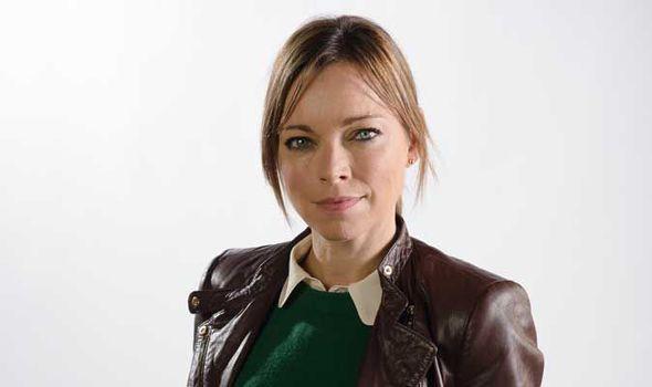 Sarah Alexander British Actress