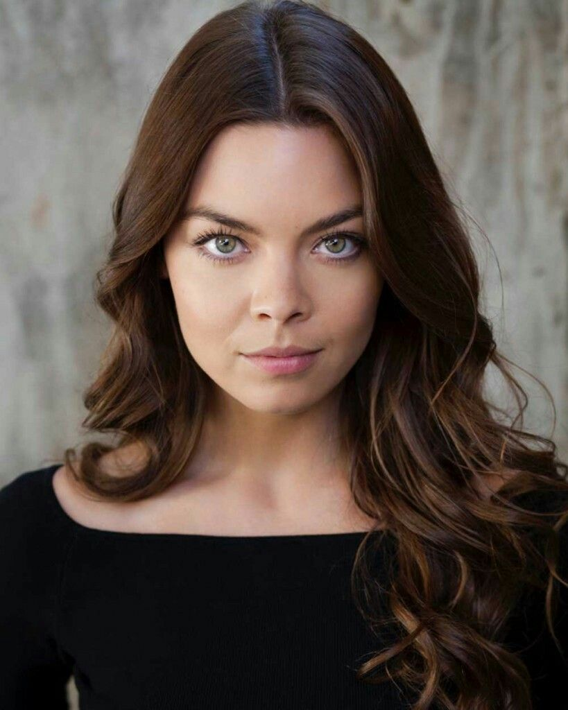 Scarlett Byrne British Actress and Model
