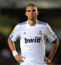 Pepe Football Player