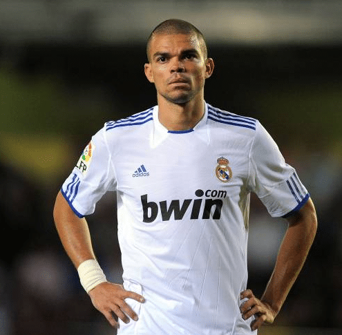 Pepe Brazilian Football Player