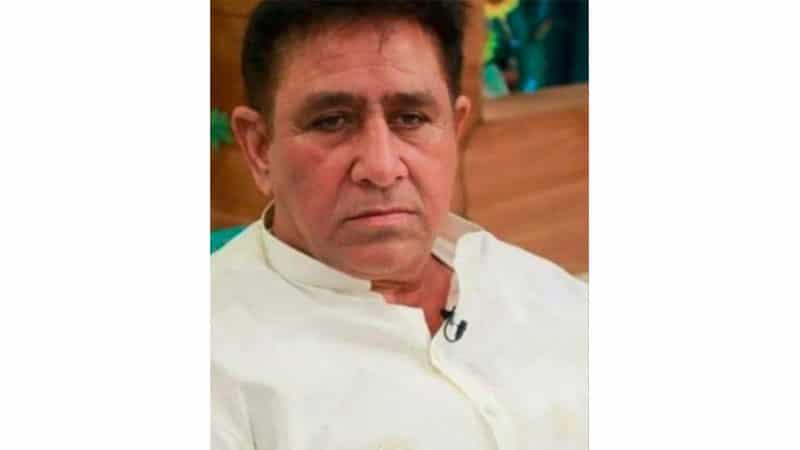 Shafqat Cheema Pakistani Actor, Producer
