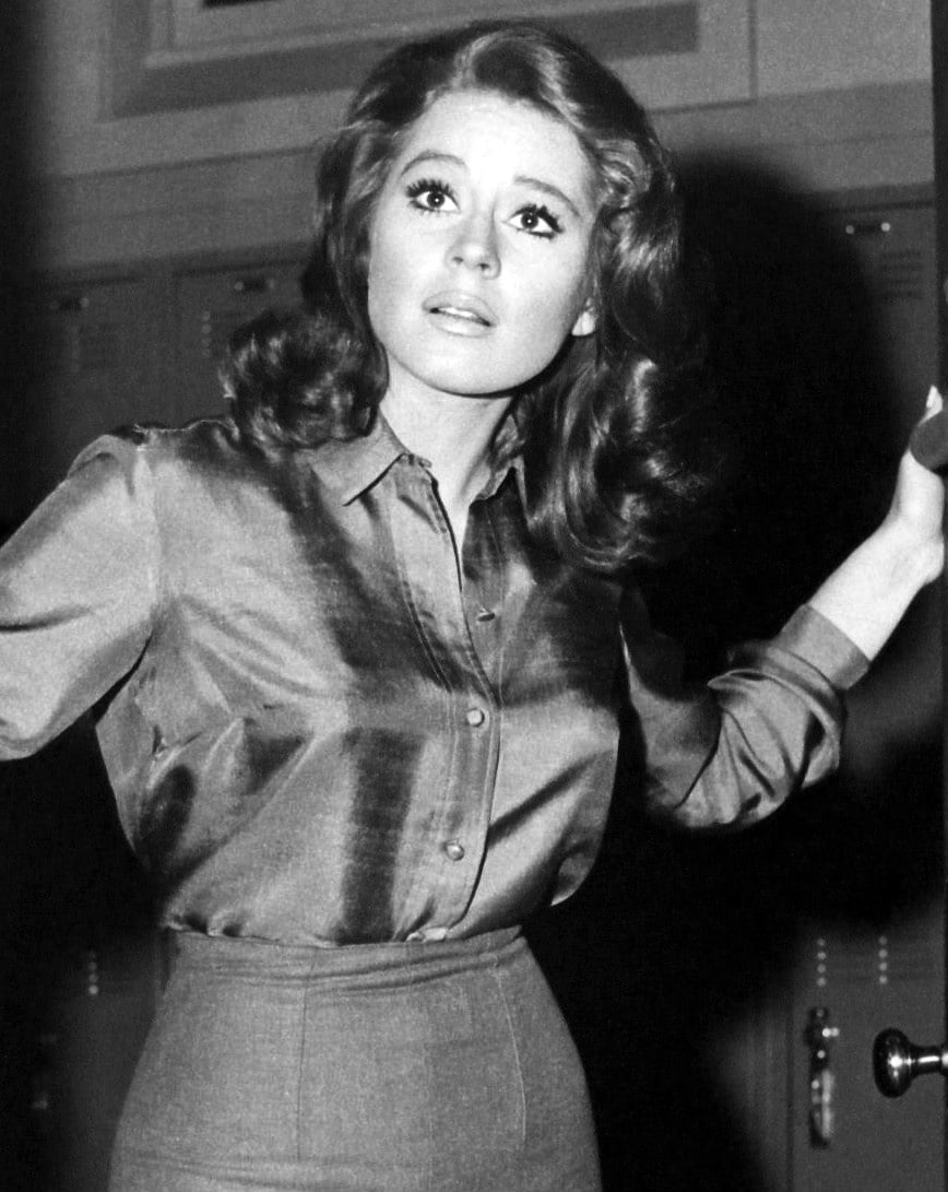 Sherry Jackson American Actress