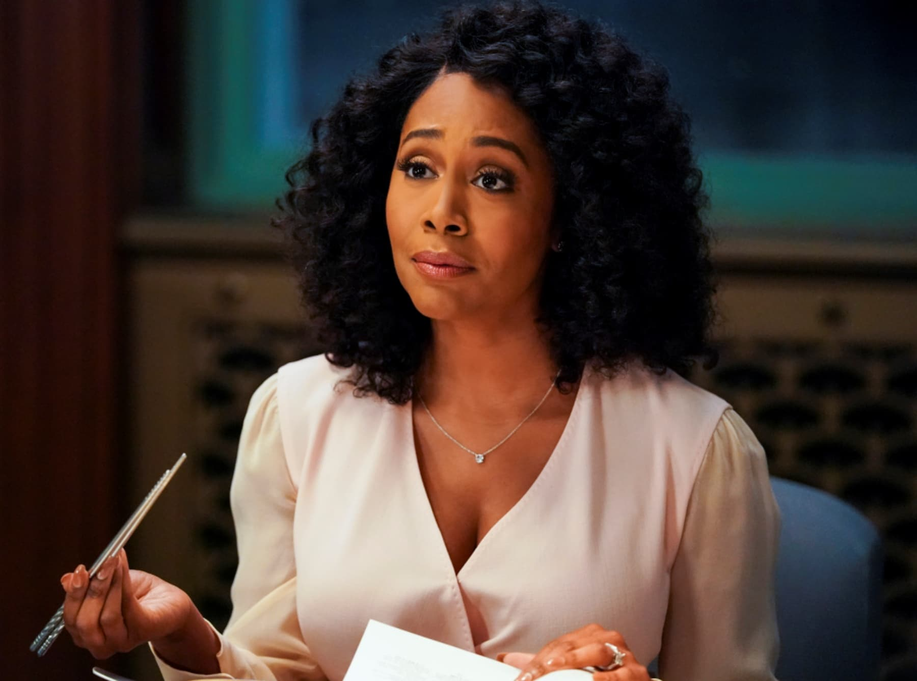 Simone Missick American Film and TV Actress