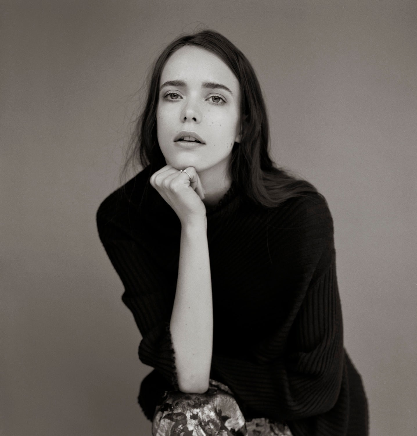 Stacy Martin French Actress