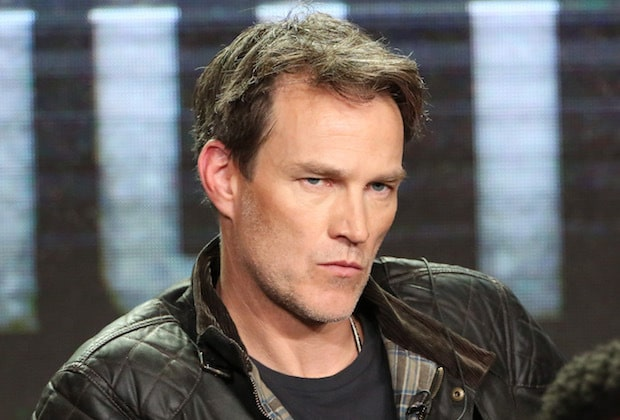Stephen Moyer British Film and TV Actor and Director