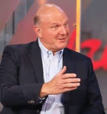 Steve Ballmer Businessman