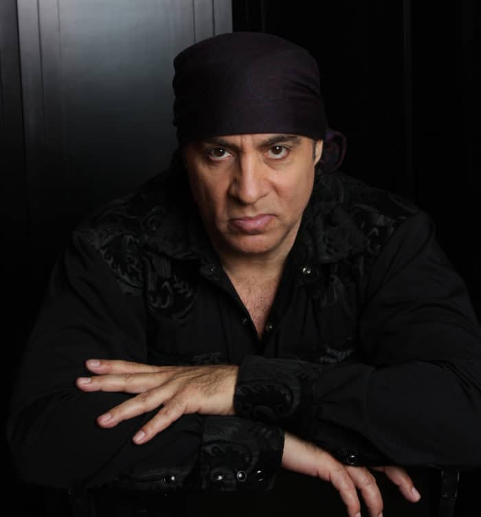 Steven Van Zandt American Actor, Muscian, Producer, Song Writer, Activist