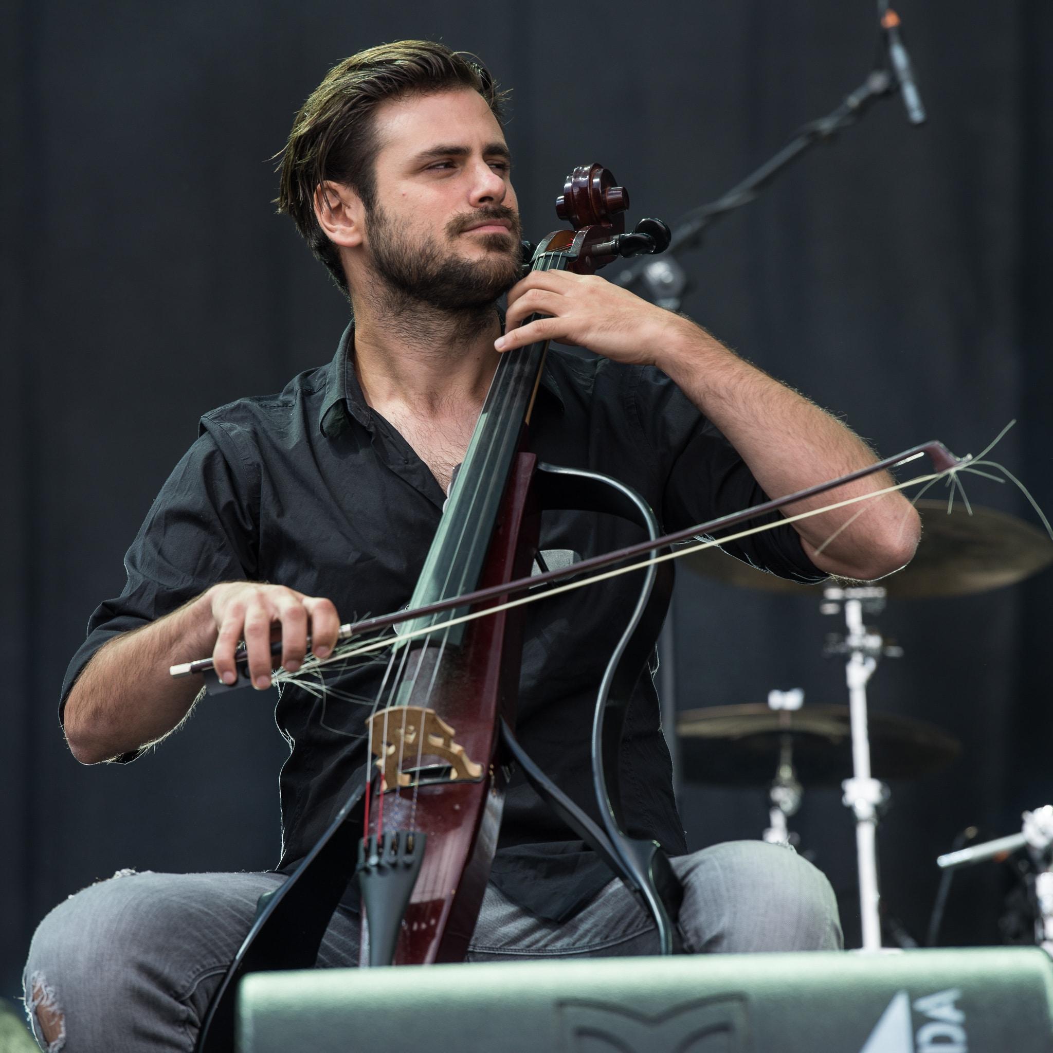 Stjepan Hauser Croatian Cellist