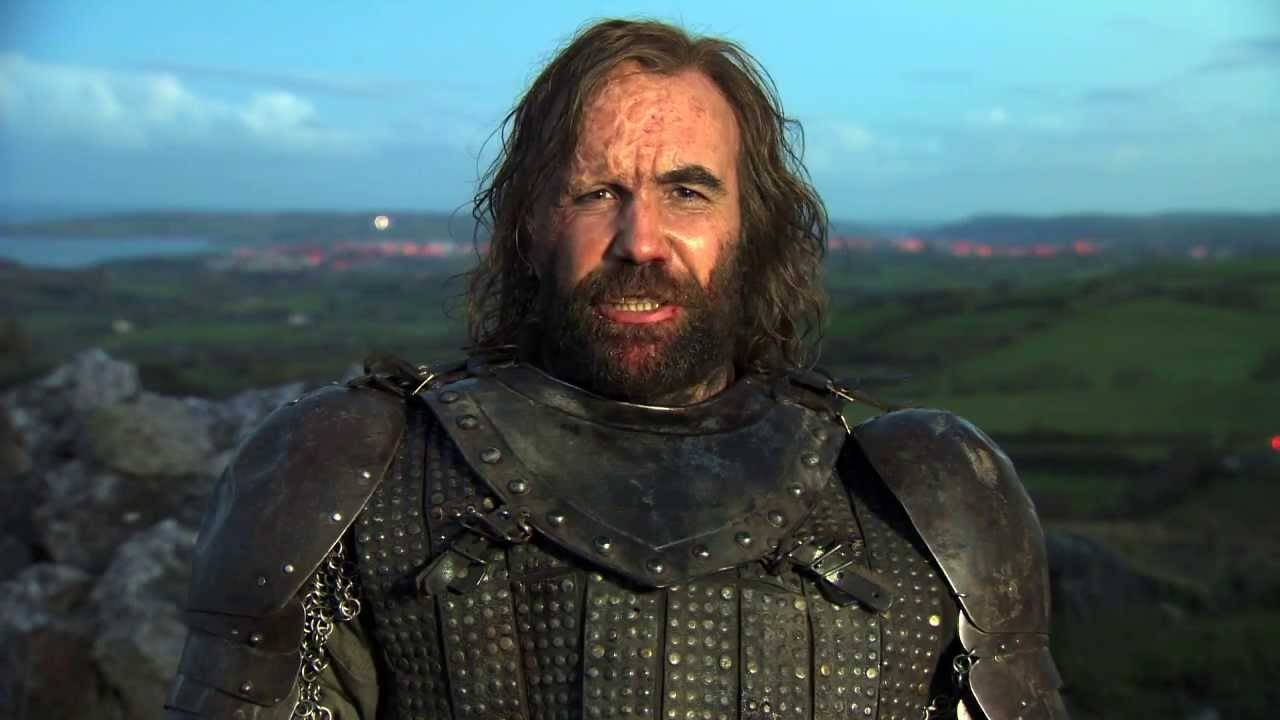 Rory McCann Scottish, British Actor