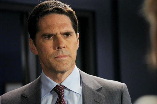 Thomas Gibson American Actor and Director