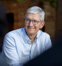 Tim Cook Business Executive, Industrial Engineer