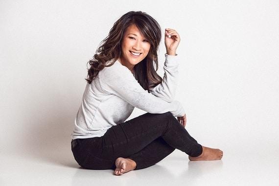 Tina Huang American  Stage and TV Actress