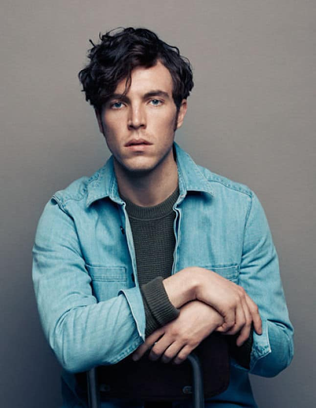 Tom Hughes British Actor