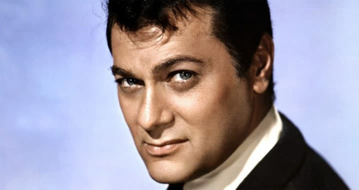Tony Curtis American Actor