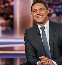 Trevor Noah Comedian, Writer, Producer, Political Commentator, Actor and TV Host