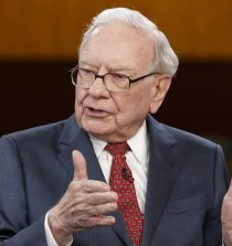 Warren Buffett Business Magnate, Investor and Philanthropist