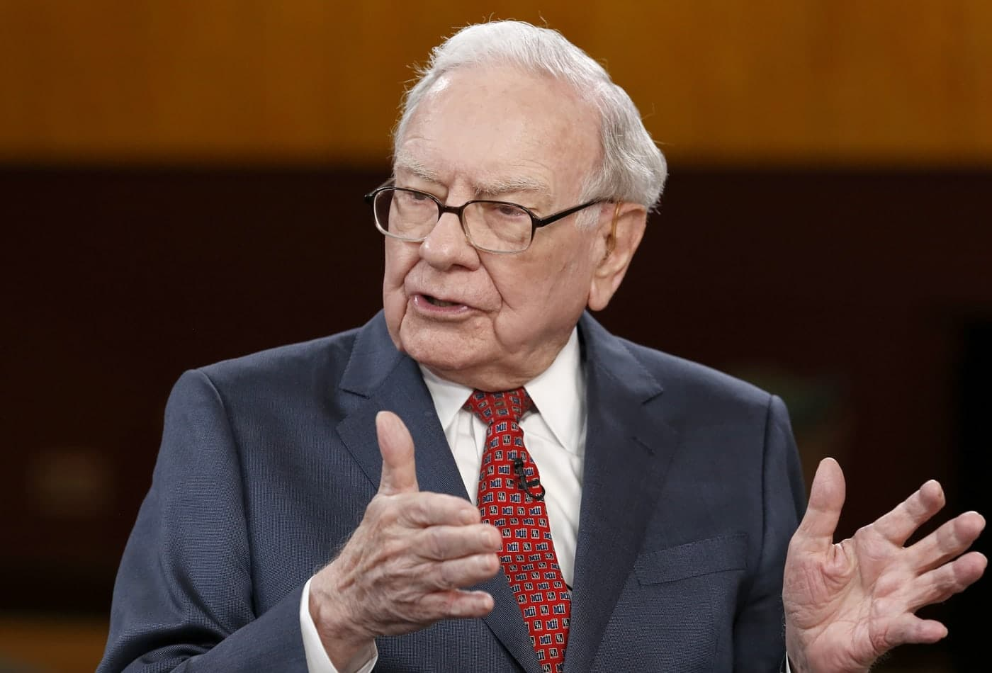 Warren Buffett American Business Magnate, Investor and Philanthropist