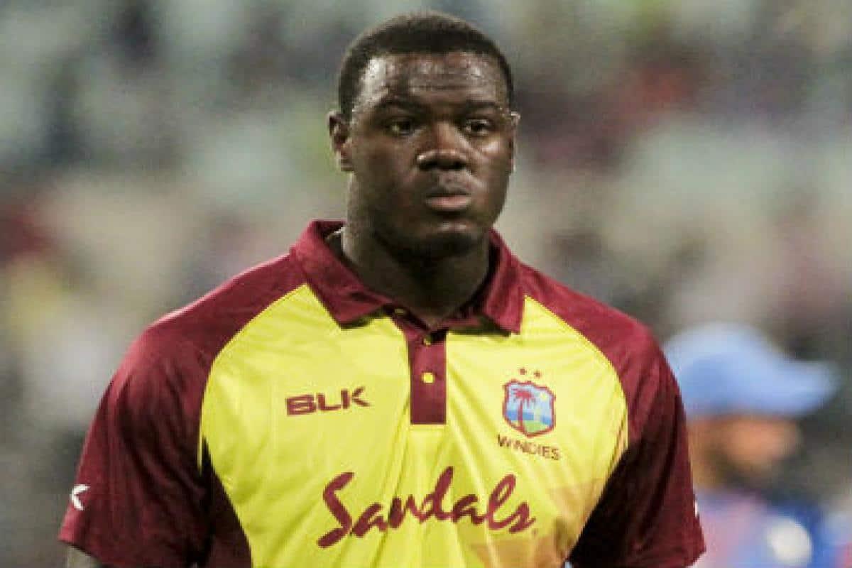 Carlos Brathwaite  Barbadorian  Cricket Player