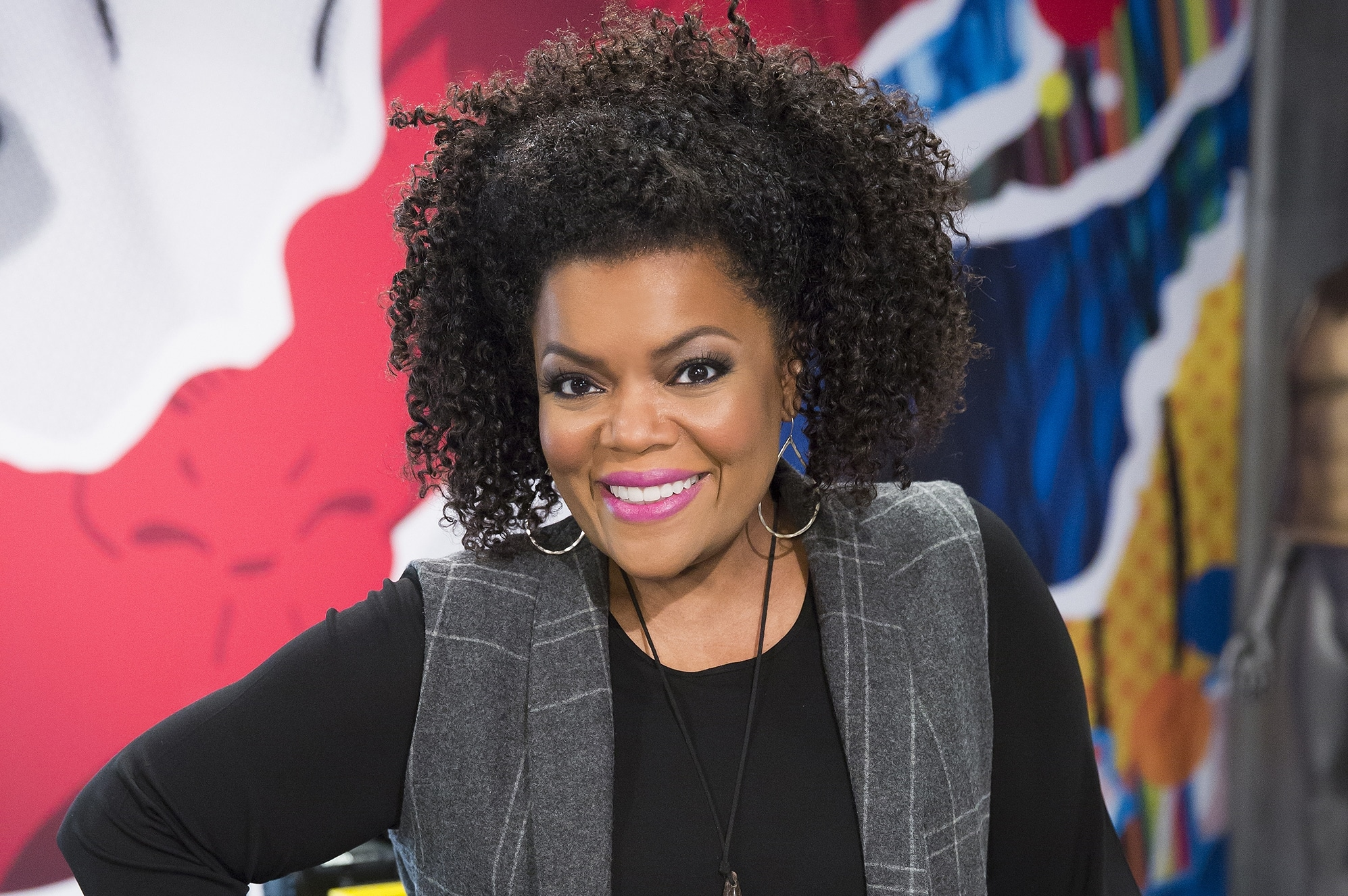 Yvette Nicole Brown American Actress, Voice Actress, Host