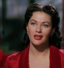 Yvonne De Carlo Actress, Dancer, Singer