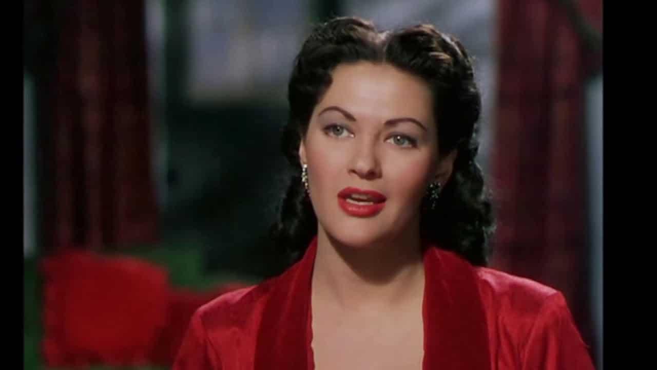 Yvonne De Carlo American, Canadian Actress, Dancer, Singer
