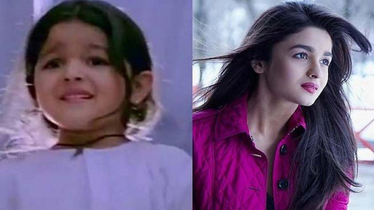 Alia Bhatt from movie Sangharsh