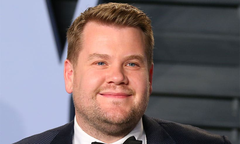 James Corden British Actor, Comedian, Television Host