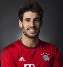 Javi Martinez Football Player