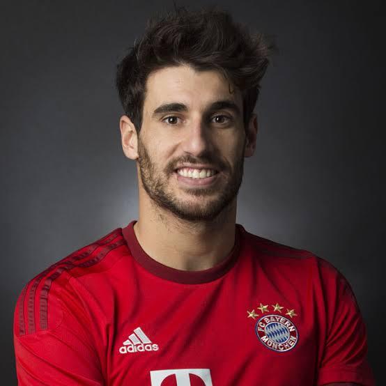 Javi Martinez Spanish Football Player