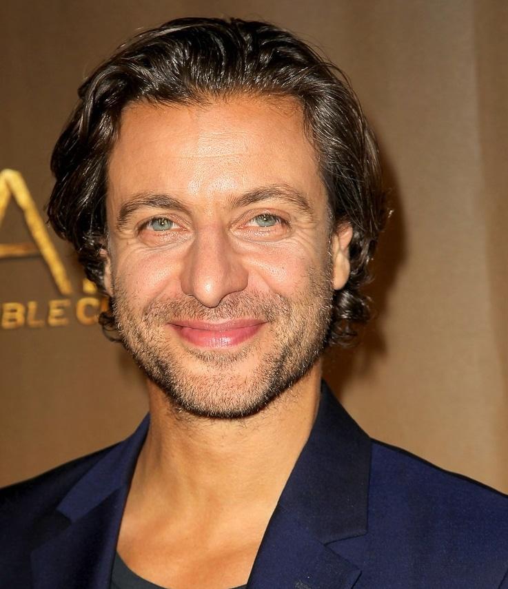 Adam Levy British Actor