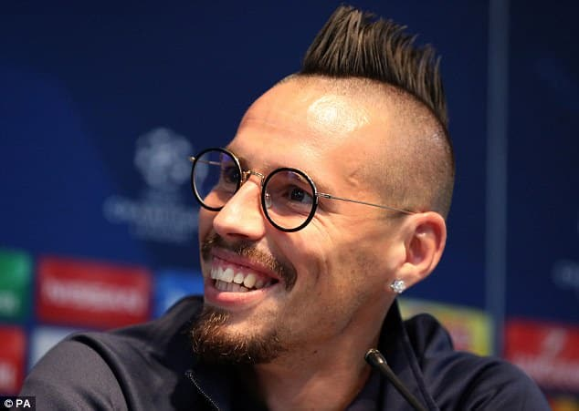 Marek Hamsik   Slovak Football Player
