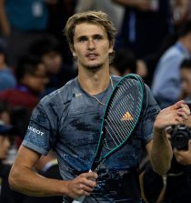 Alexander Zverev Tennis Player