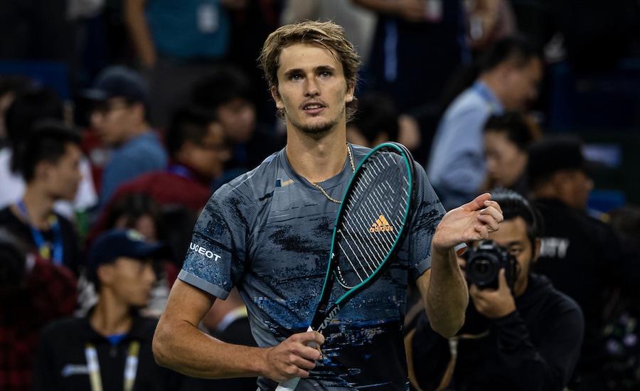 Alexander Zverev German Tennis Player