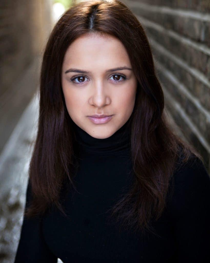 Amy-Leigh Hickman British Actress