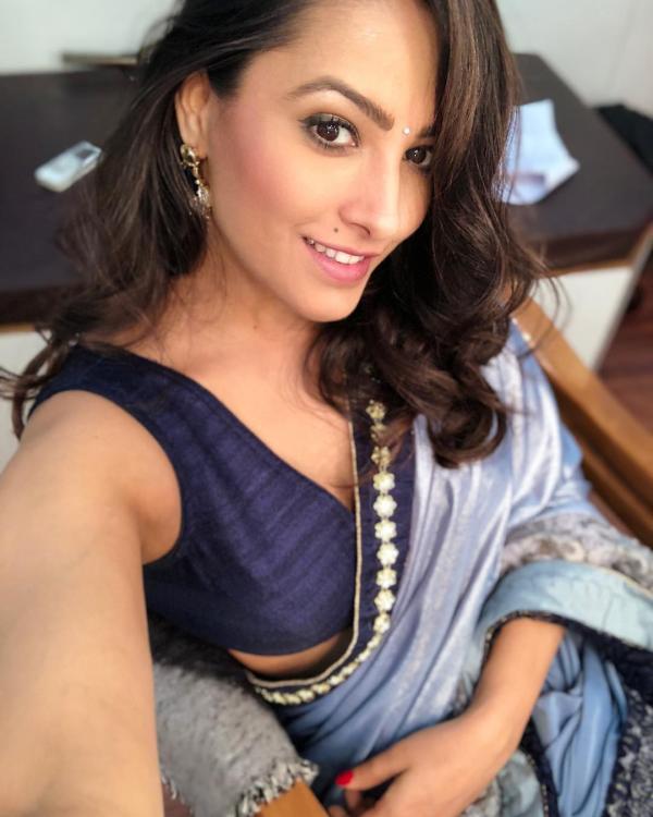 Anita Hassanandani Indian Actress
