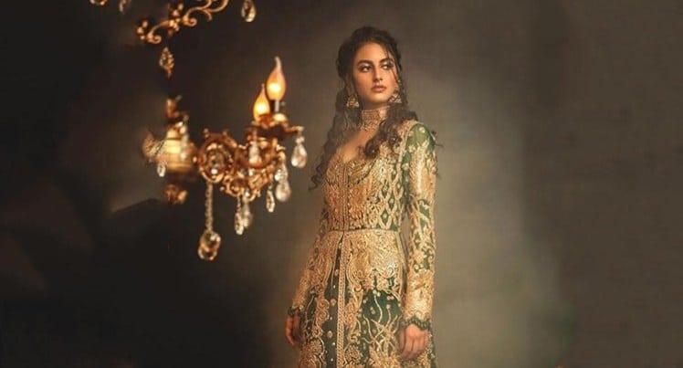 Anzela Abbasi Pakistani Actress
